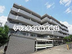 神奈川県海老名市杉久保の賃貸マンションの外観