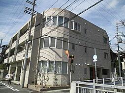 JR東海道本線 摂津本山駅 3階建[101号室]の外観