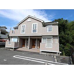 奈良県奈良市疋田町5丁目の賃貸アパートの外観