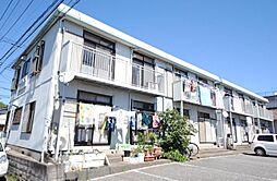 埼玉県川口市大字安行藤八の賃貸アパートの外観