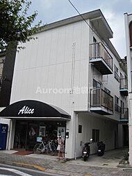 コリアンテ上篠崎[2階]の外観