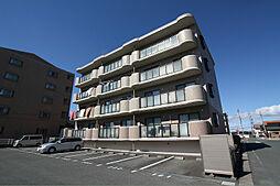 静岡県袋井市愛野東1丁目の賃貸マンションの外観