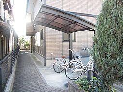 シャンクレール南花長[2階]の外観