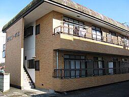 栃木県宇都宮市西川田町の賃貸マンションの外観