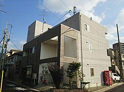大阪府八尾市東山本新町6丁目の賃貸マンションの外観