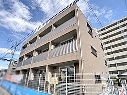 神奈川県海老名市河原口1丁目の賃貸マンションの外観