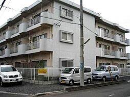 ウェルサイドマンション[1階]の外観