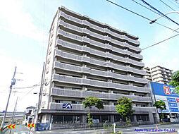 アビタシオン・OKI[9階]の外観
