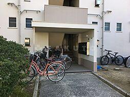 粟生第二住宅 20棟[2階]の外観
