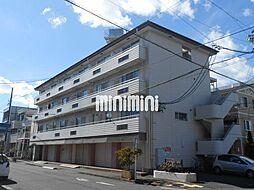 コーポ静岡二番町[2階]の外観