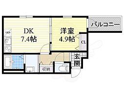 京橋駅 6.8万円