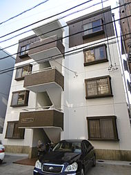 野村マンション[2階]の外観