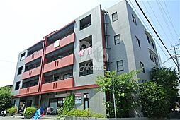 兵庫県神戸市長田区戸崎通2丁目の賃貸マンションの外観