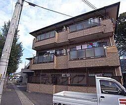 京都府京都市伏見区醍醐和泉町の賃貸マンションの外観