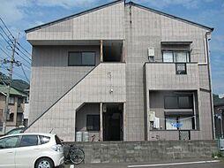 樫尾コーポ[102号室]の外観
