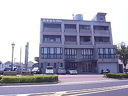 兵庫県神戸市須磨区水野町の賃貸マンションの外観
