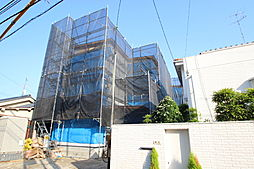 広島県広島市佐伯区吉見園の賃貸アパートの外観