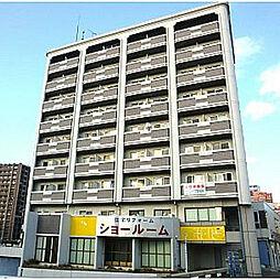 福岡県北九州市小倉北区中津口2丁目の賃貸マンションの外観