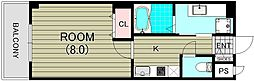 Maison de Mimori[1階]の間取り