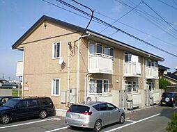 D-Roomシャルマン[2階]の外観