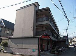 兵庫県宝塚市大成町の賃貸マンションの外観
