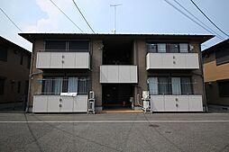 レジデンス・ノヴァE棟[1階]の外観