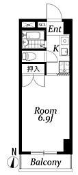 ハイコーポ小泉5.6[4階]の間取り