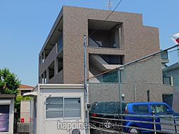 パレ・マーヴェラス[3階]の外観