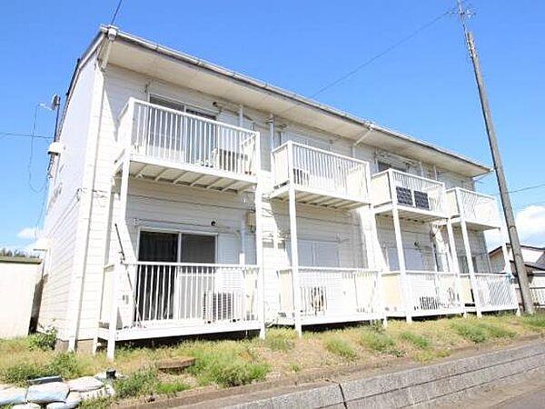 レイクサイドヒルB 2階の賃貸【茨城県 / 稲敷郡阿見町】