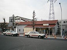 JR青梅線 東中神駅