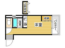 デルタス[2階]の外観