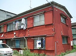 神奈川県川崎市幸区南加瀬1丁目の賃貸アパートの外観
