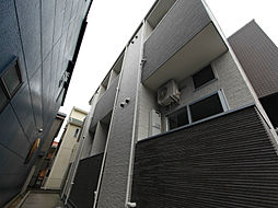 デザイナーズコーポ名北[1階]の外観