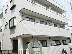 メゾンジュヌフォーレ[2階]の外観