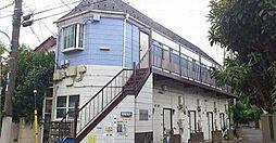 東京都杉並区宮前4丁目の賃貸アパートの外観