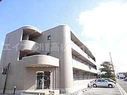 香川県高松市今里町の賃貸マンションの外観