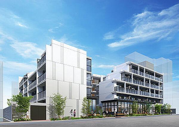 東京都板橋区赤塚新町2の賃貸マンション