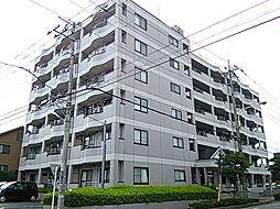 埼玉県蓮田市蓮田1丁目の賃貸マンションの外観