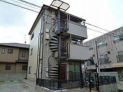 西岡マンション[1階]の外観