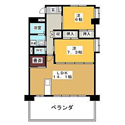 可児川駅 6.4万円