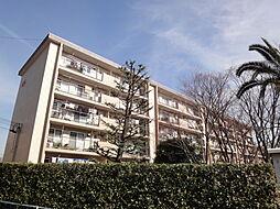 大阪府吹田市津雲台3丁目の賃貸マンションの外観
