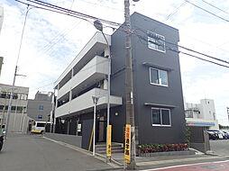 千葉県船橋市海神町2丁目の賃貸アパートの外観