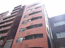 東京都渋谷区幡ケ谷1丁目の賃貸マンションの外観