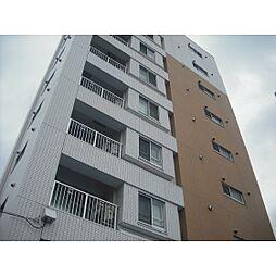 北海道札幌市北区北十四条西2丁目の賃貸マンションの外観