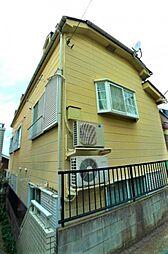 クレストアサカII[2階]の外観