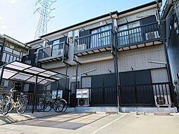 埼玉県さいたま市南区松本2丁目の賃貸アパートの外観