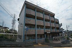 京都府京都市山科区大塚中溝の賃貸マンションの外観