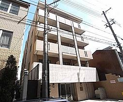 京都府京都市上京区駒之町の賃貸マンションの外観
