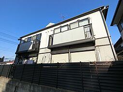 千葉県佐倉市新臼井田の賃貸アパートの外観