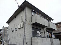 大阪府豊中市箕輪1丁目の賃貸アパートの外観
